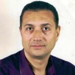 الصحفي  و الناقد المصري د. عبد الناصر عيسوي